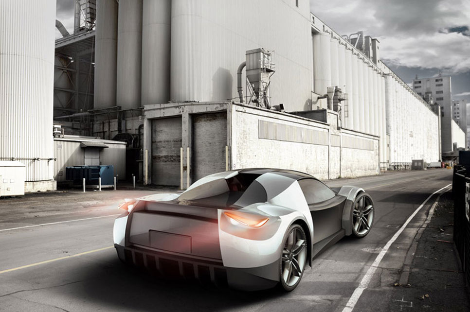 Dubuc Super Light Cars Tomahawk
