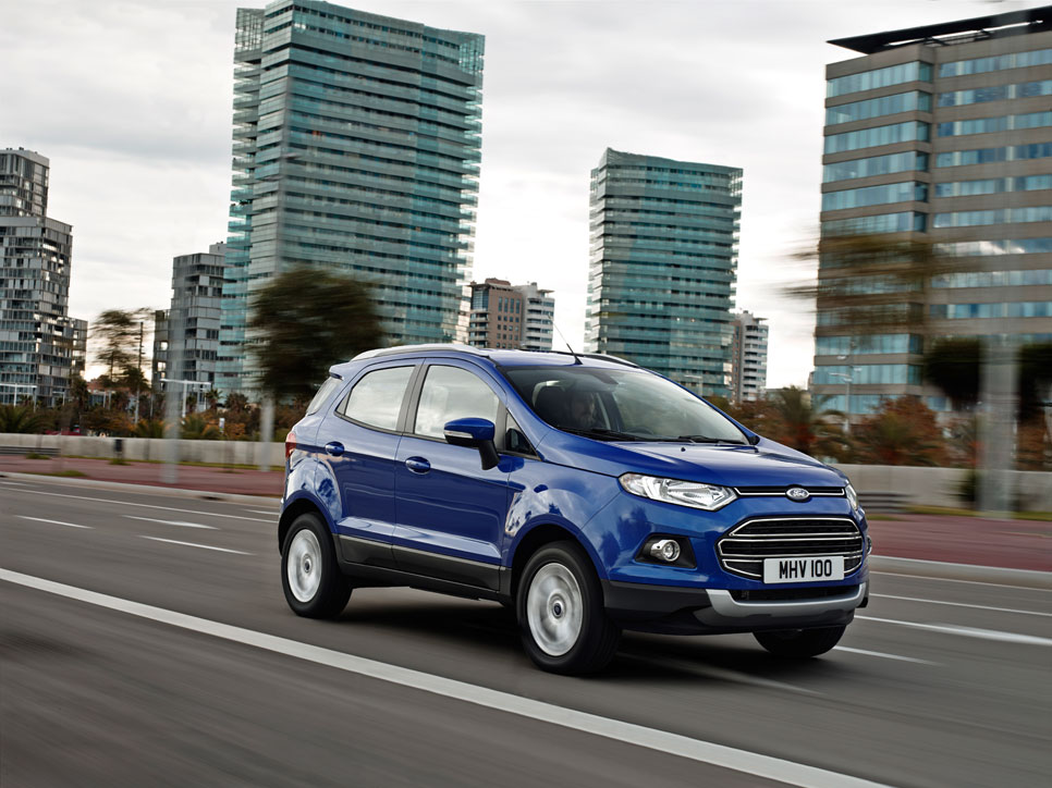 Contacto: Ford Ecosport