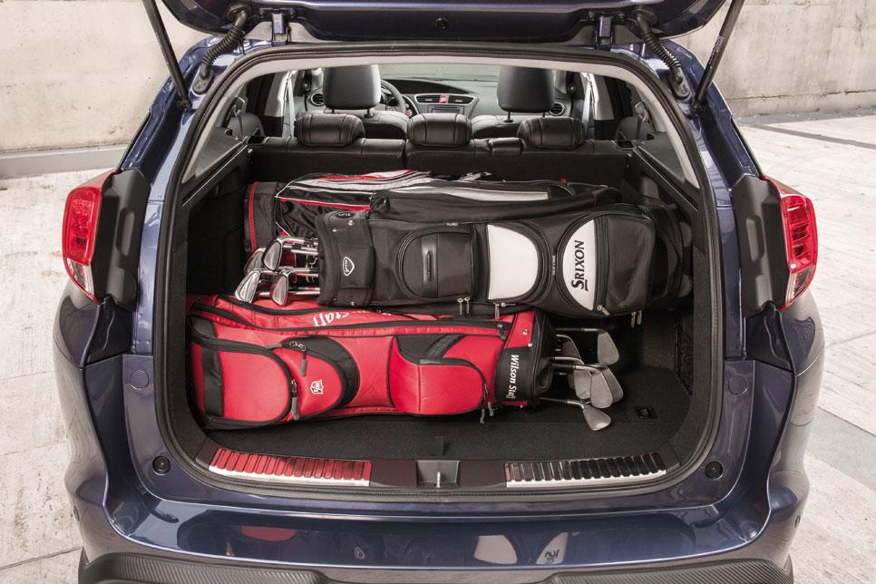 Honda Civic Tourer, la prueba