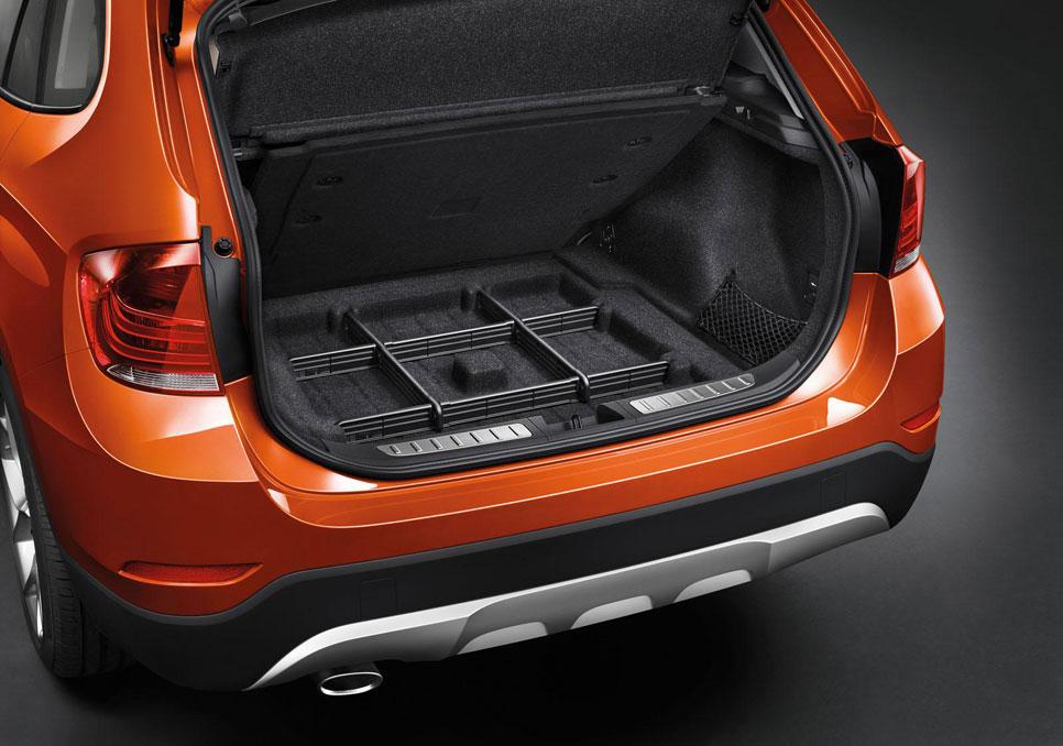 BMW X1, actualización para 2014