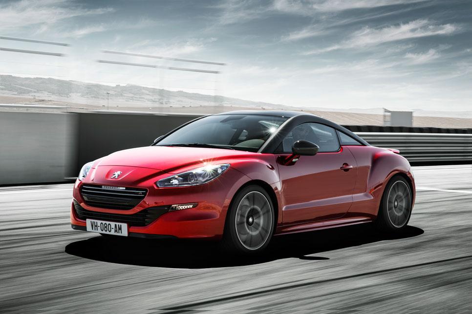 El nuevo motor 1.6 THP del Peugeot RCZ R