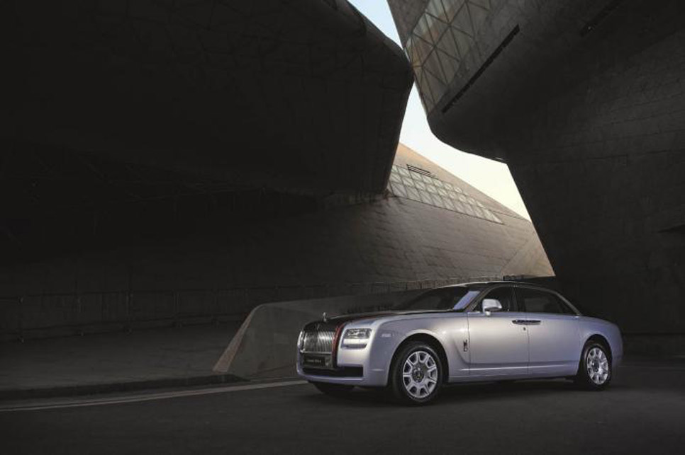 Rolls-Royce Canton Glory Ghost