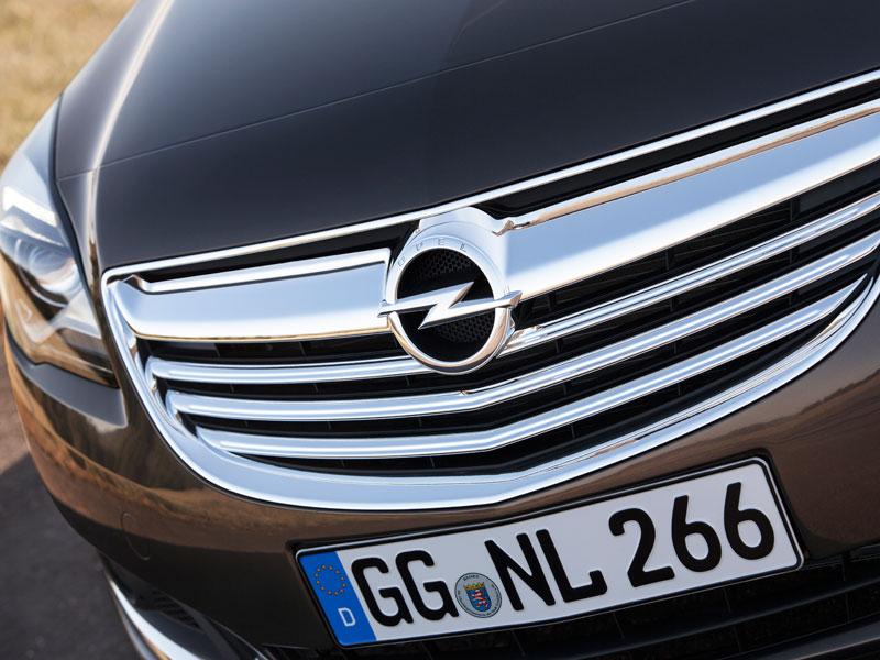 Opel Insignia, la berlina más aerodinámica