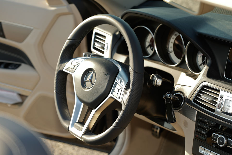 Mercedes E Cabrio 250 CDI 7g-Tronic