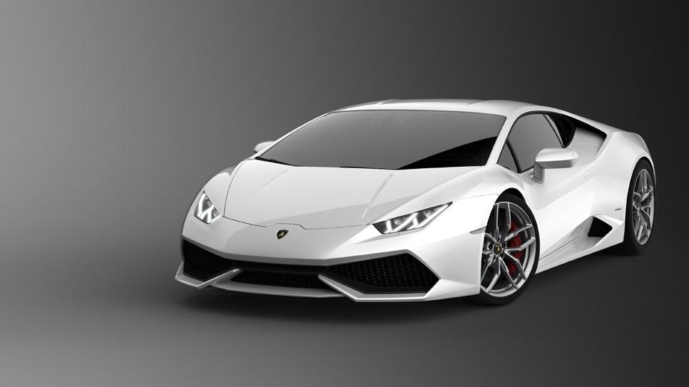 Lamborghini Huracán: primeras imágenes