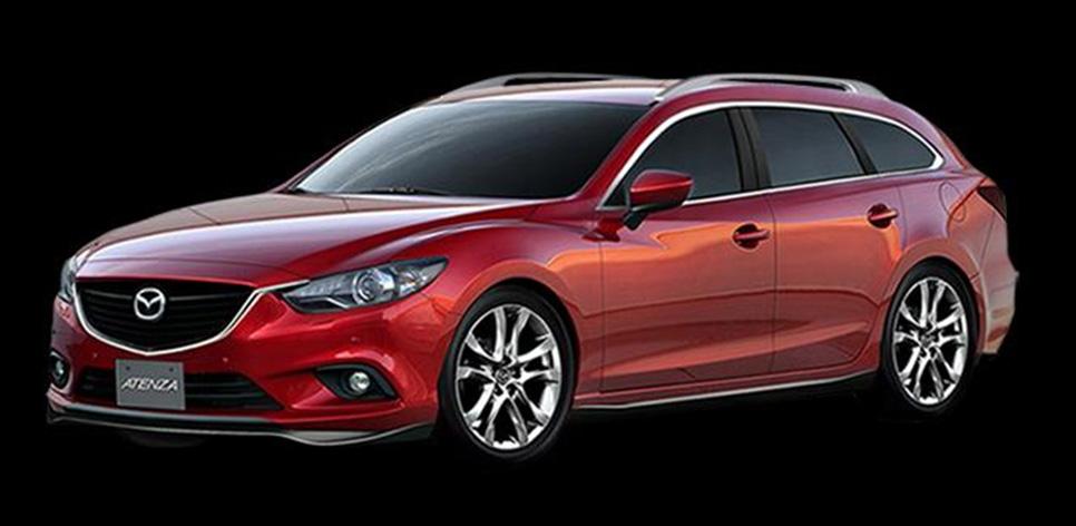 Mazda en el tuning Tokyo Auto Salon 2014