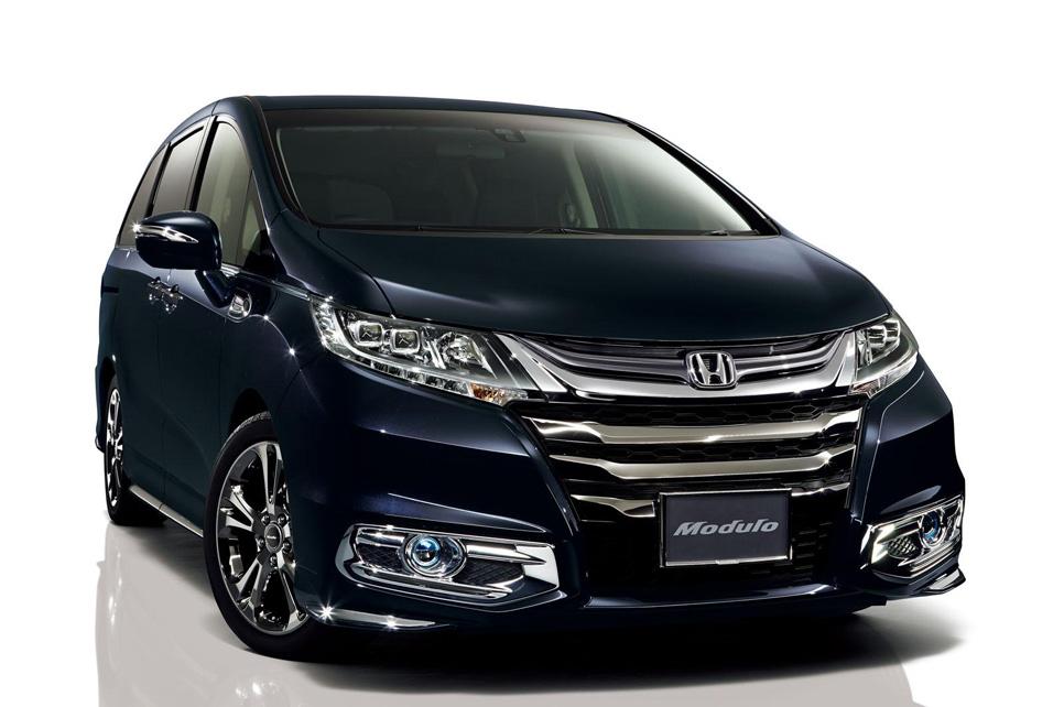 Honda en el tuning Tokyo Auto Salon 2014