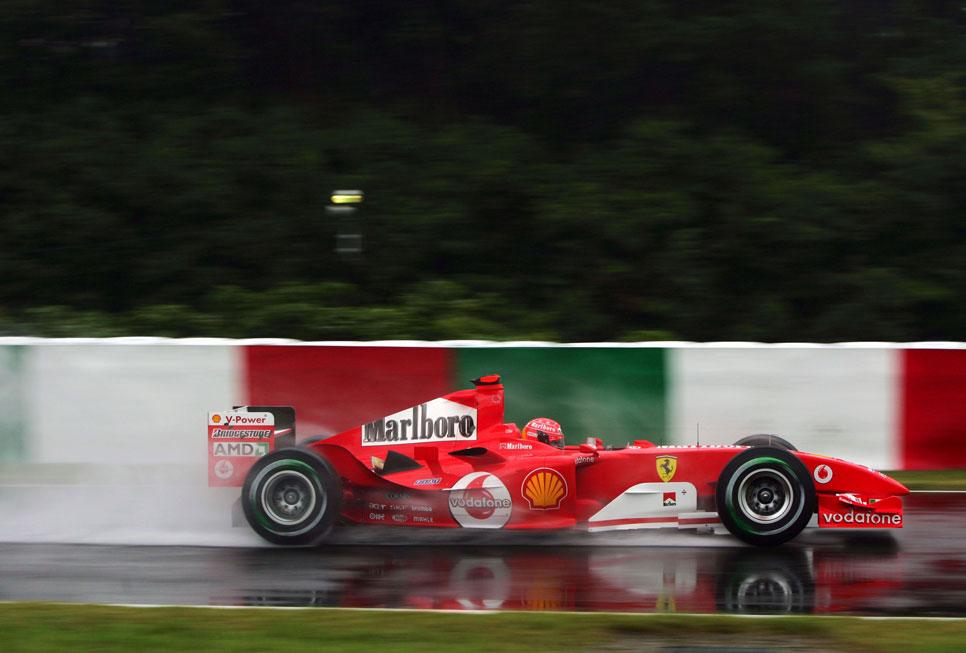Las mejores fotos del heptacampeón mundial de F1