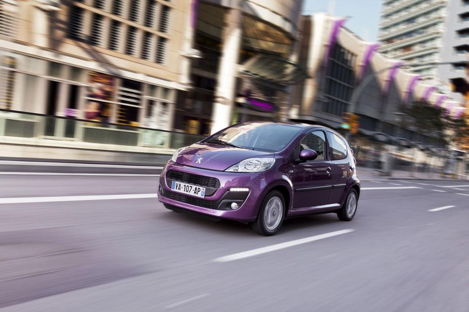 Los coches pequeños urbanos más fiables