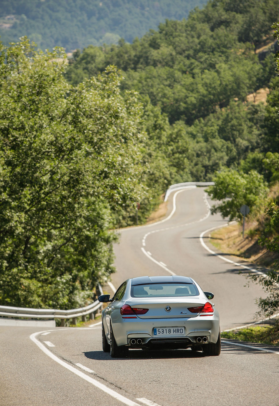 BMW M6 Gran Coupé