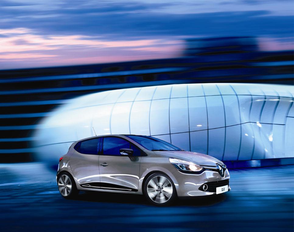 Renault Clio 'Graphite'