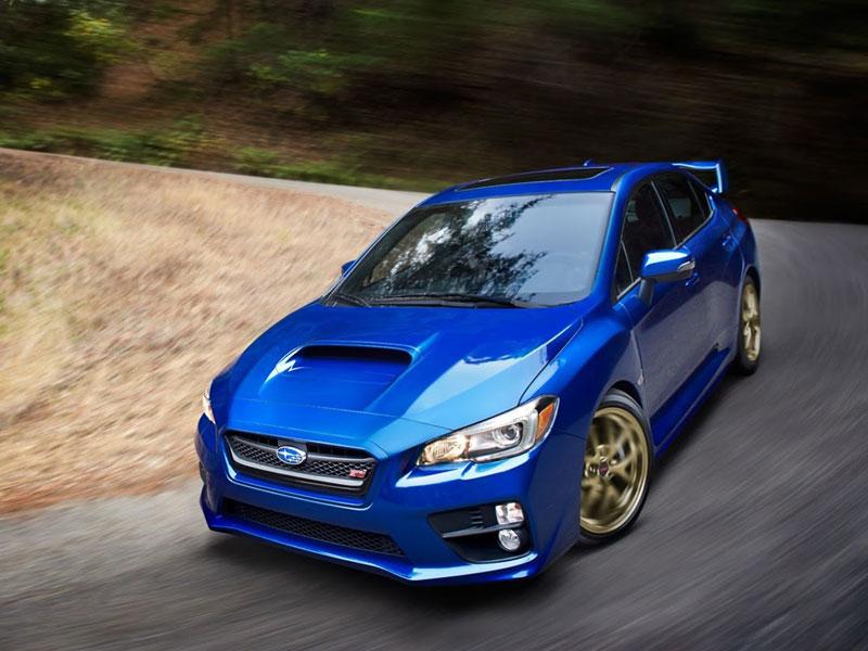 Subaru WRX STI, primeras fotos