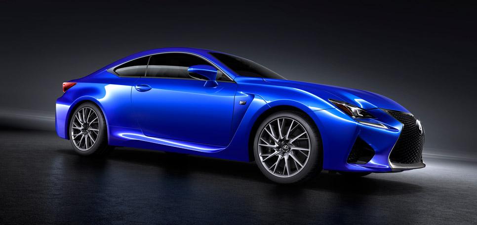 Nuevo Lexus RC F