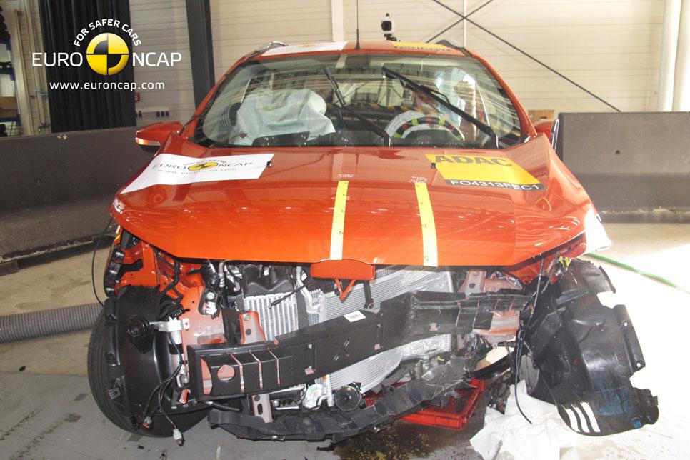 Los coches menos seguros en caso de choque