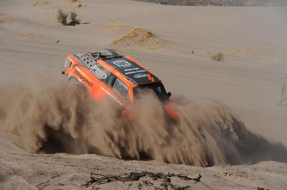 Las mejores imágenes del Dakar 2014
