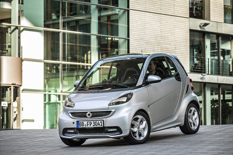 Smart Fortwo Edition Citybeam