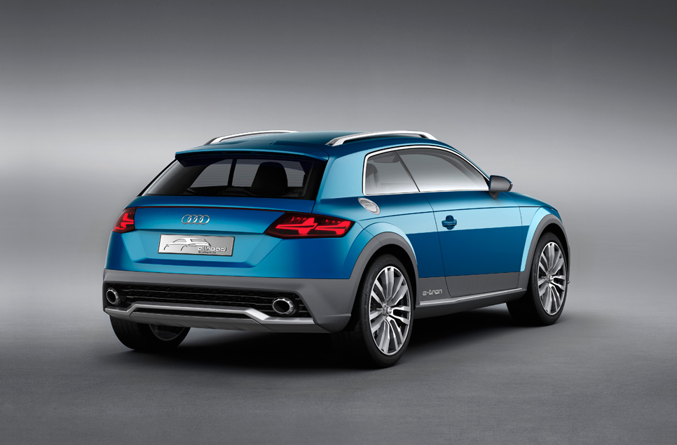 Audi Allroad Show Car