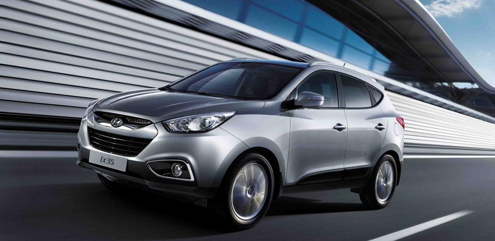 Los SUV más vendidos en España