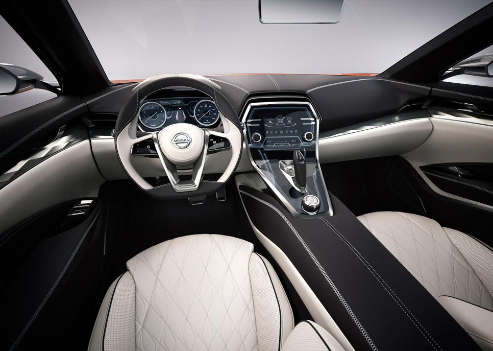 Nissan Sport Sedán Concept