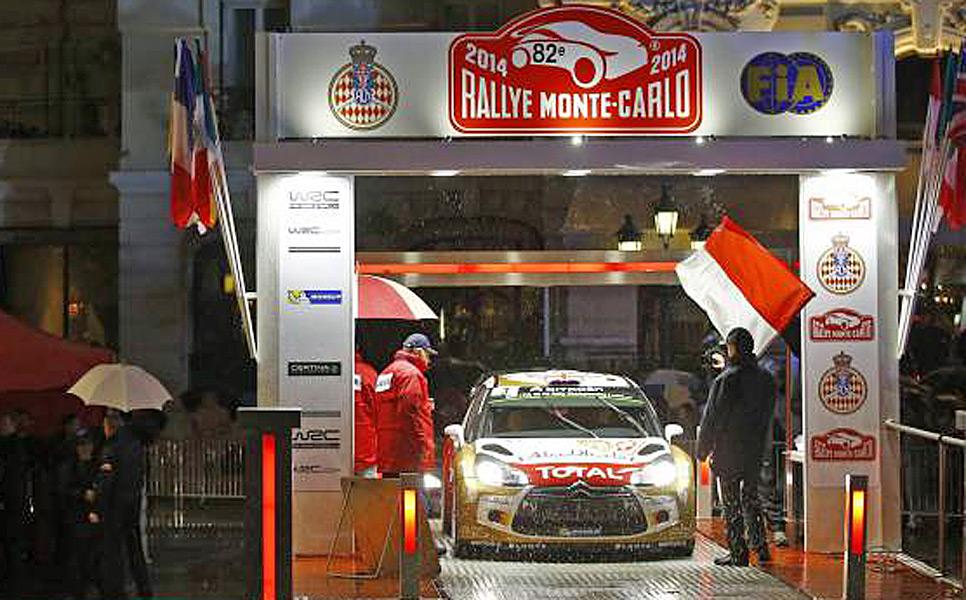 Rallye de Montecarlo 2014 - Previo