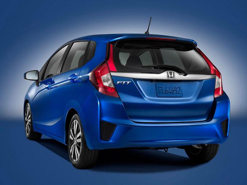 Honda Fit… llámame Jazz