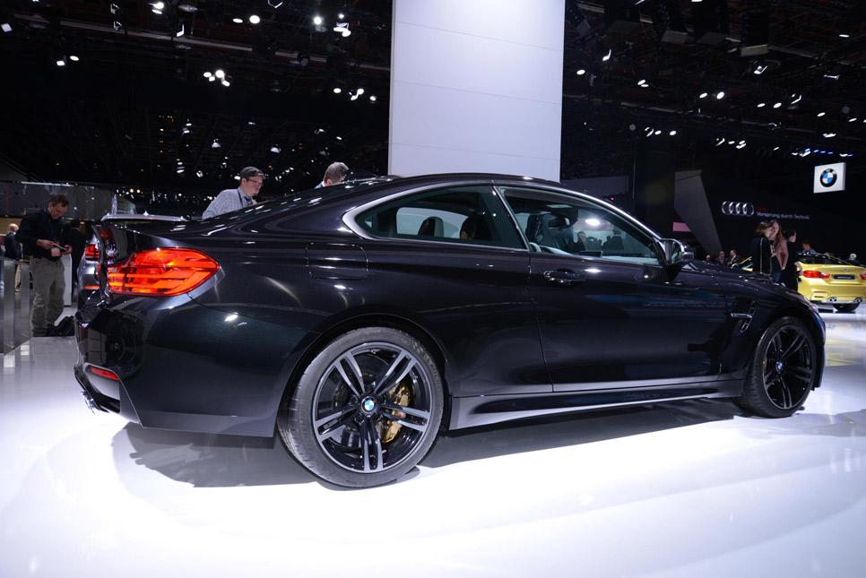 Los cinco mejores coches del Salón de Detroit 2014