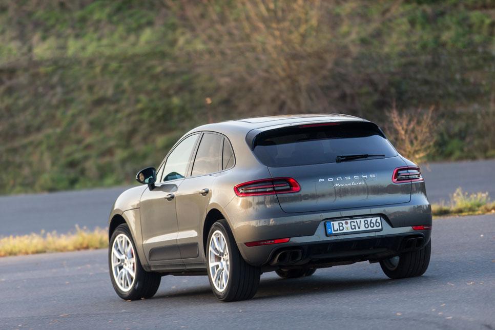 El nuevo Porsche Macan