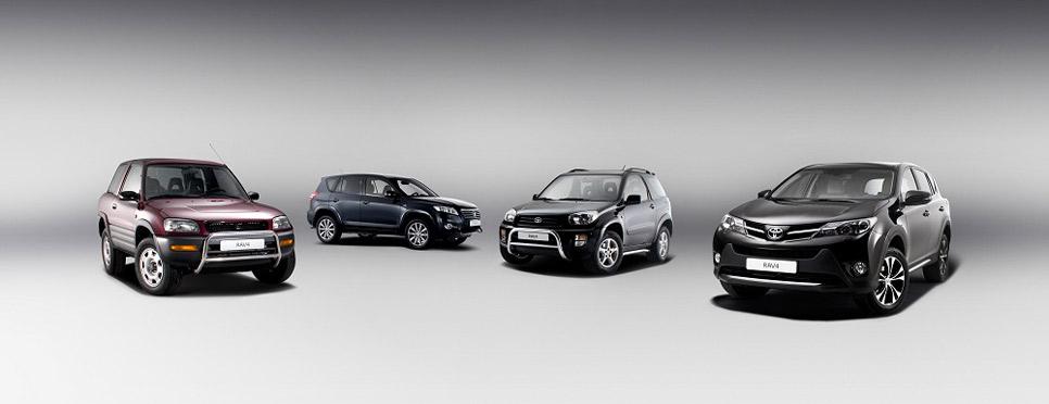 Toyota RAV4 20 Aniversario