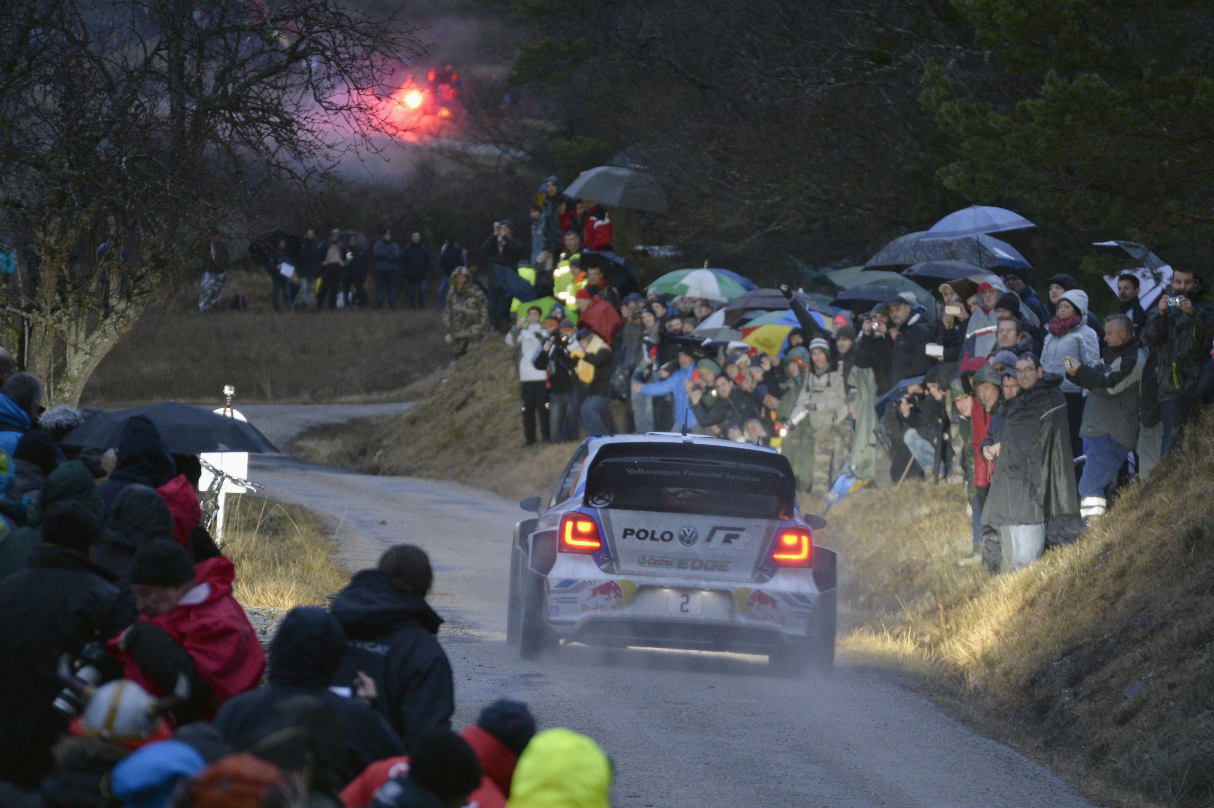 Rallye de Montecarlo 2014 - Jueves