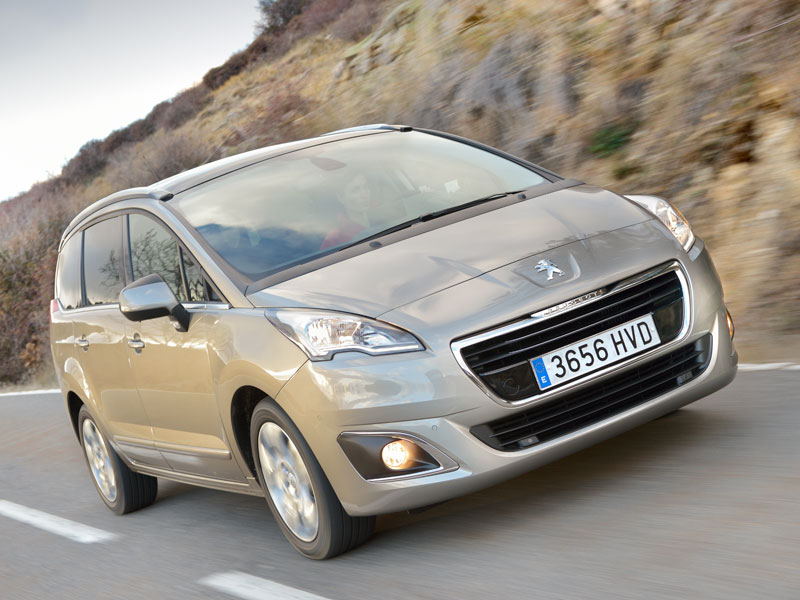 Contacto: Peugeot 5008,  te gustará su nueva imagen
