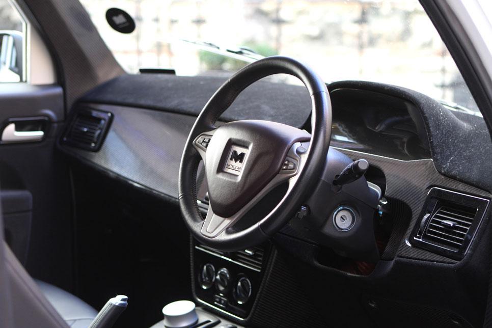 Frazer-Nash, el taxi eléctrico inglés