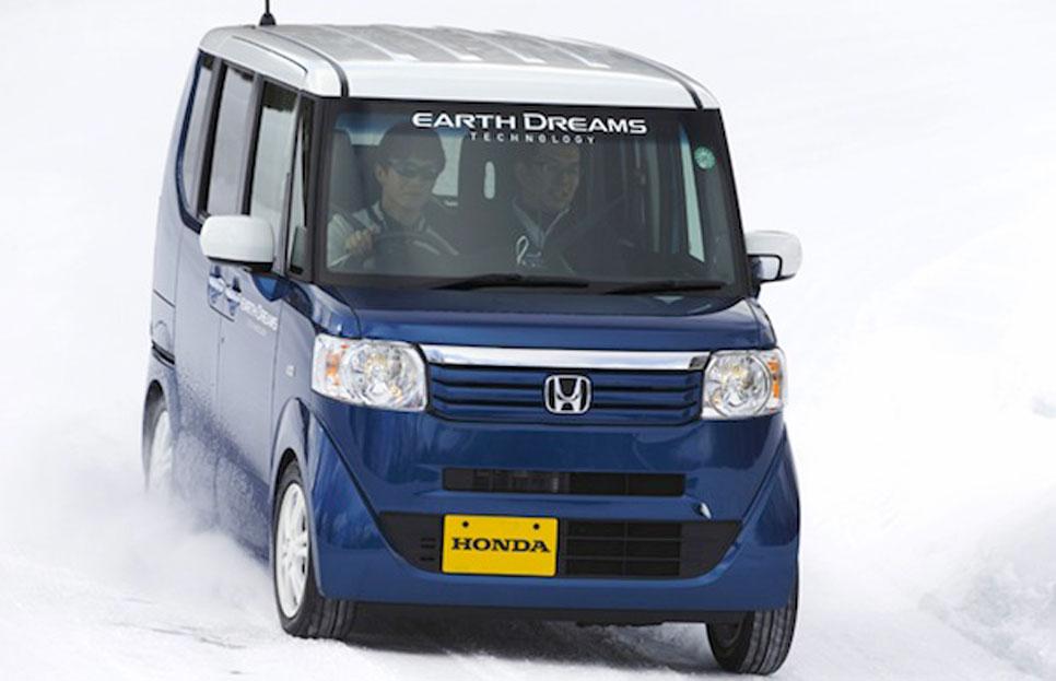 'kei car' japoneses. Coches curiosos