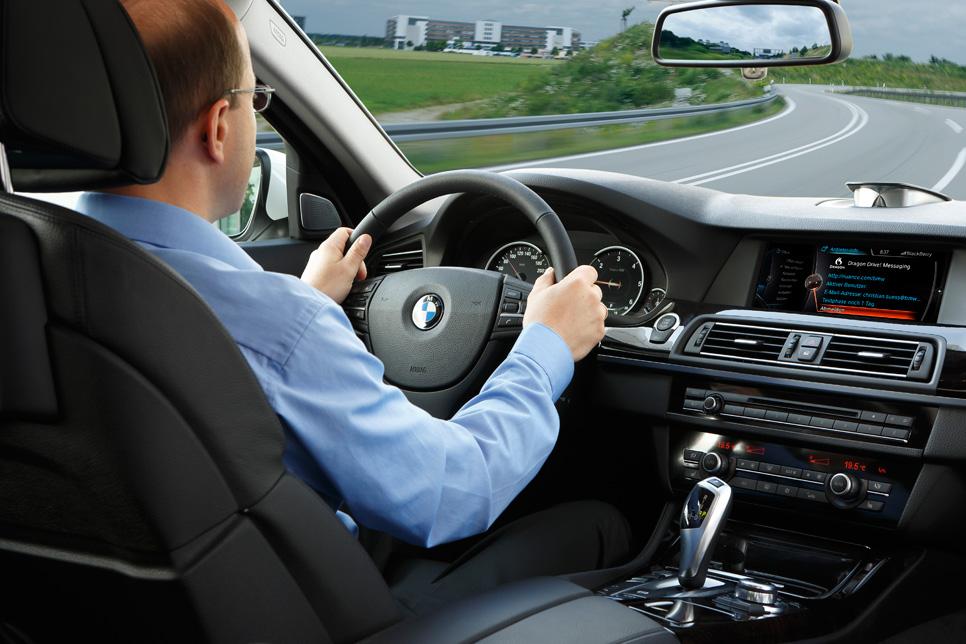Control por voz en los coches