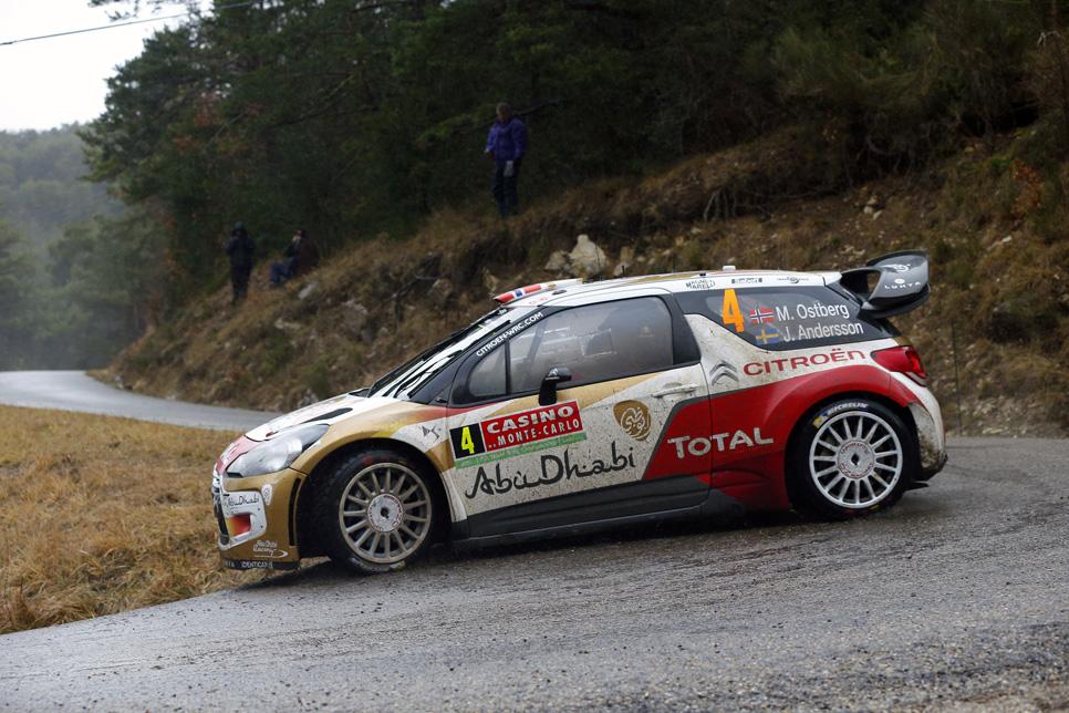 Rallye de Montecarlo 2014 - Viernes