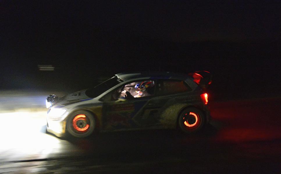 Rallye de Montecarlo 2014 - Sábado