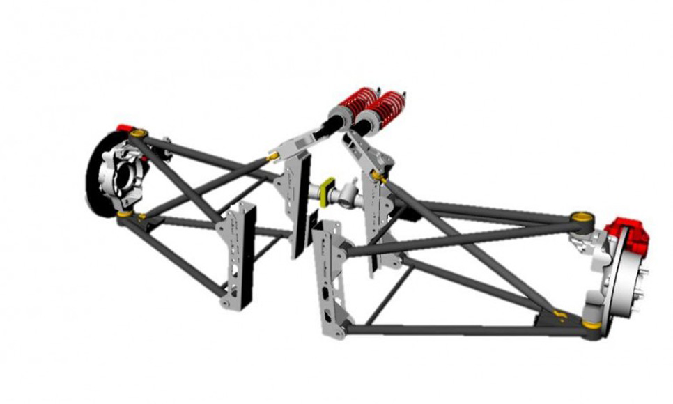 Zenos E10 Roadster, ligereza deportiva