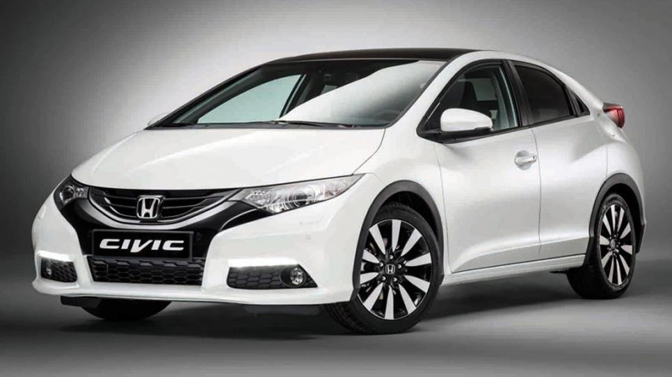 Honda Civic 5 puertas 2014