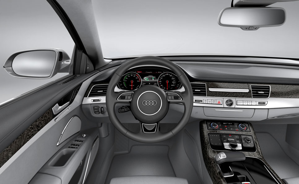 Audi A8 Hybrid 2014