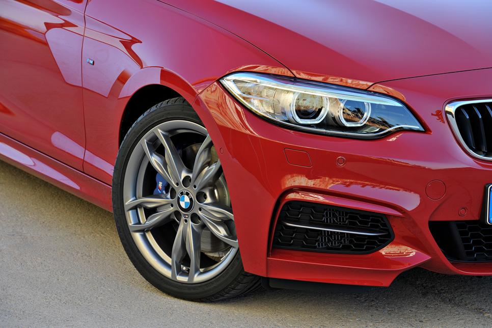 Nuevo BMW Serie 2 Coupé, sus claves