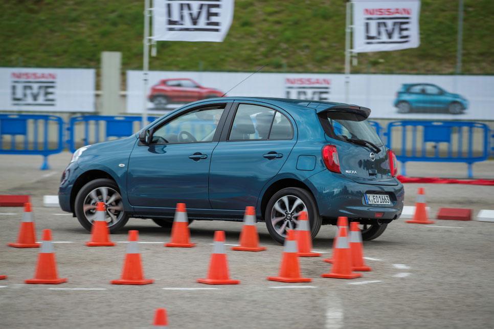 Prueba: Nissan Micra 1.2 DIG-S Tekna Premium