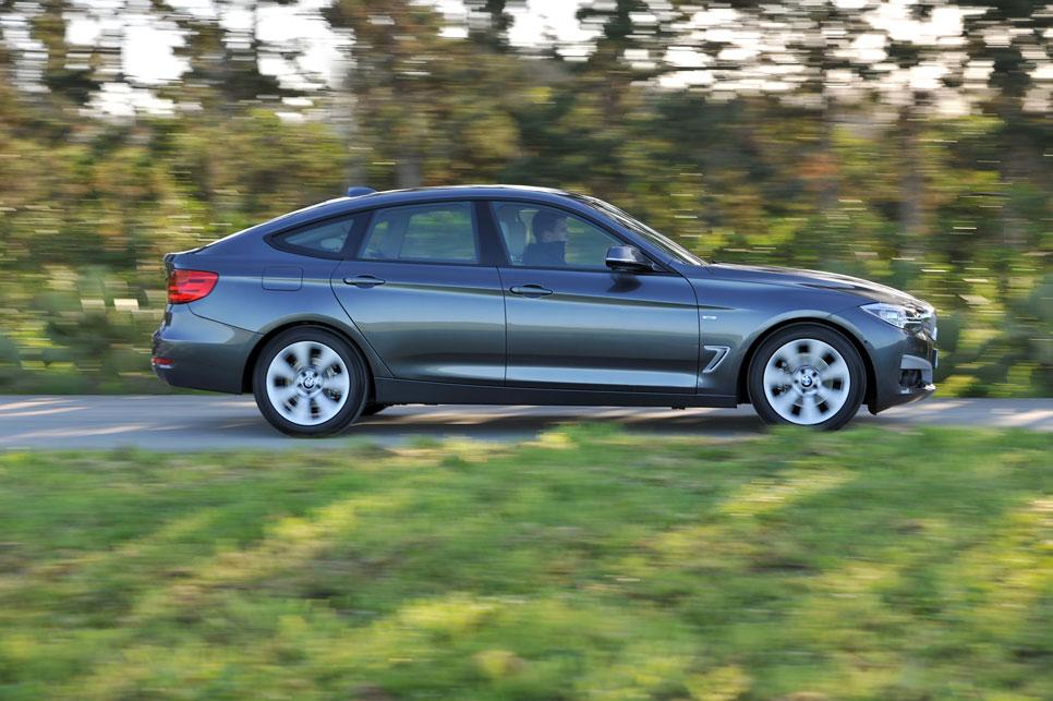 BMW Serie 3 GT 330d y 335d xDrive