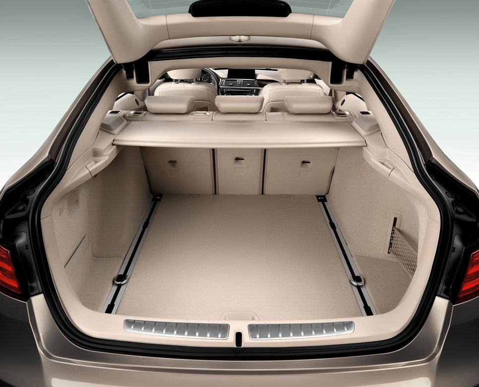 BMW Serie 3 GT interior