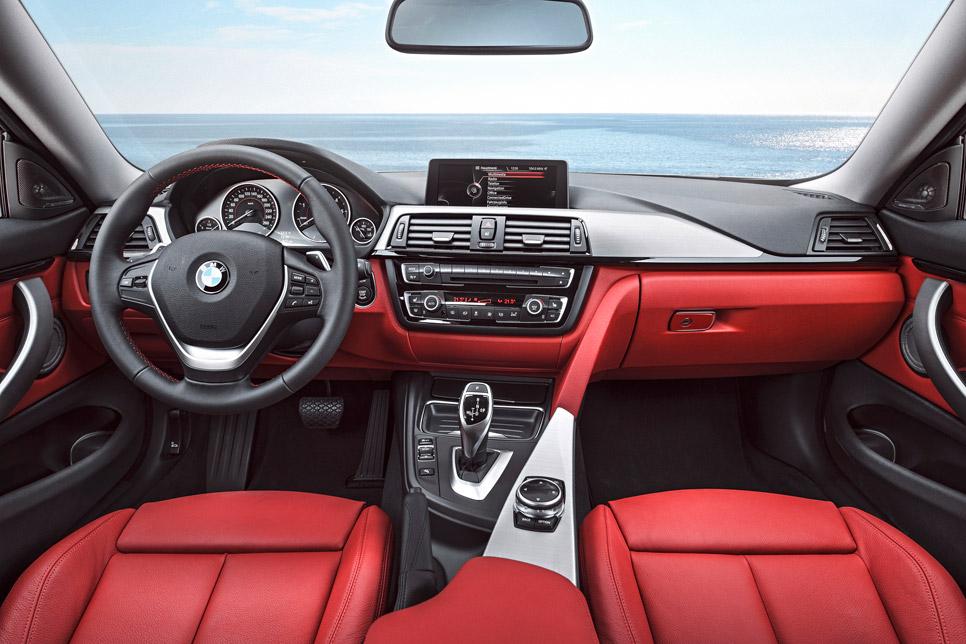 Nuevas mecánicas para el BMW Serie 4 Coupé