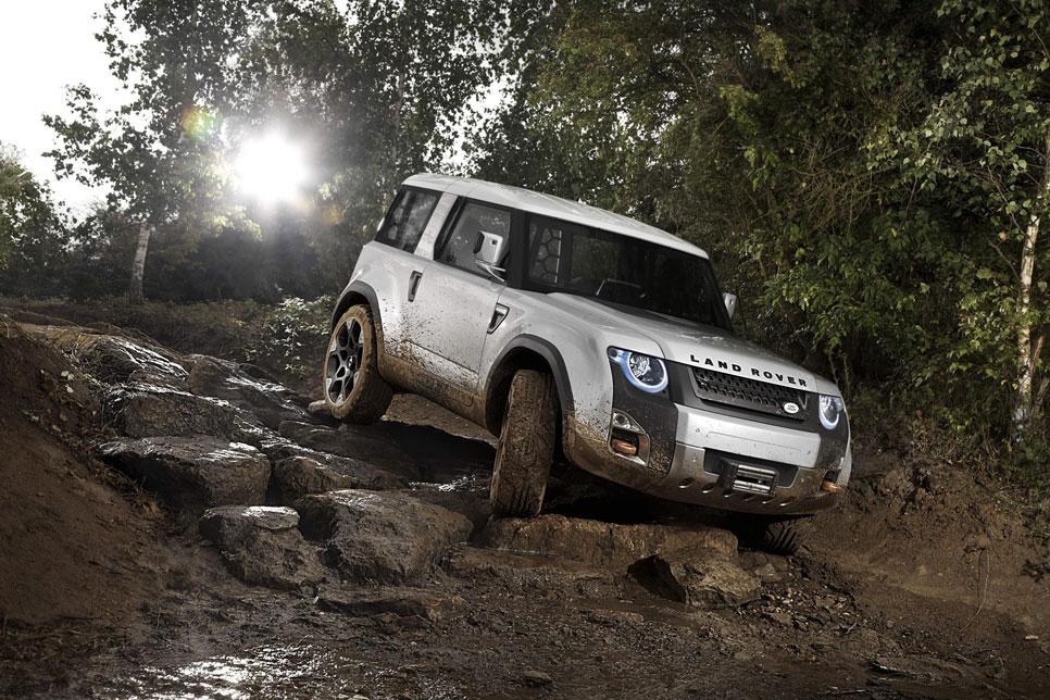 Land Rover LC100, ¿futuro SUV urbano?