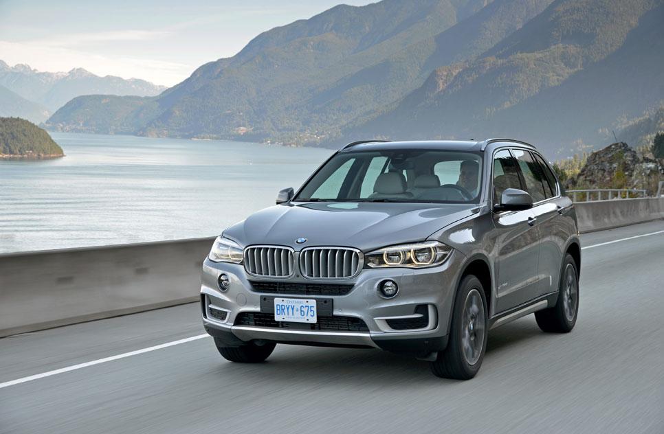 BMW X5 y Serie 6: equipamiento infinito