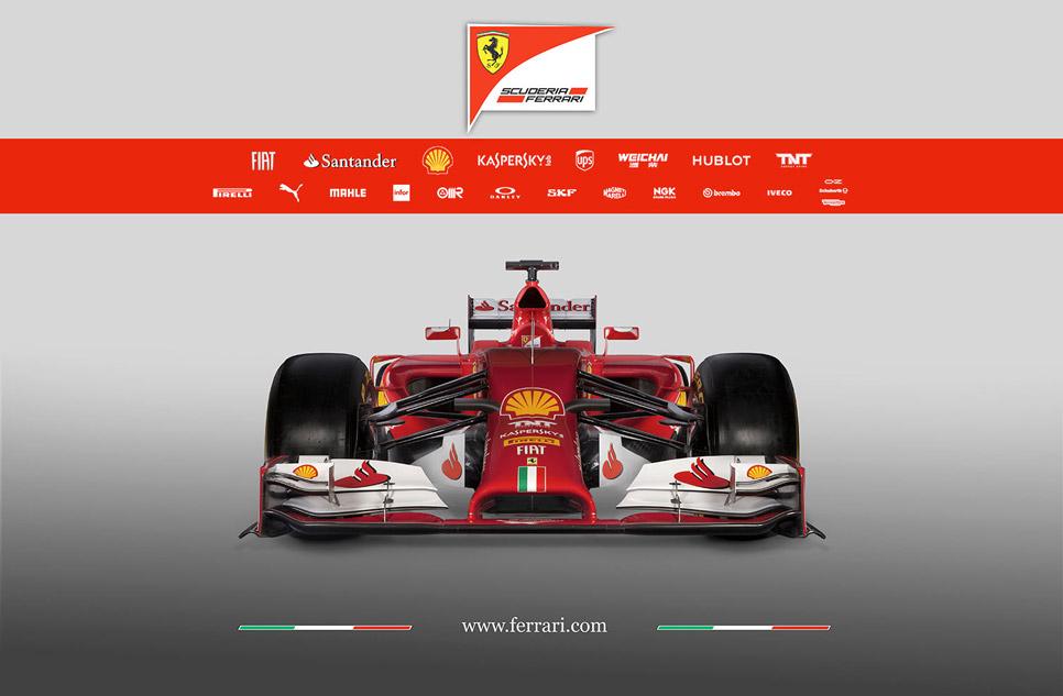 F1: los monoplazas de 2014 se presentan