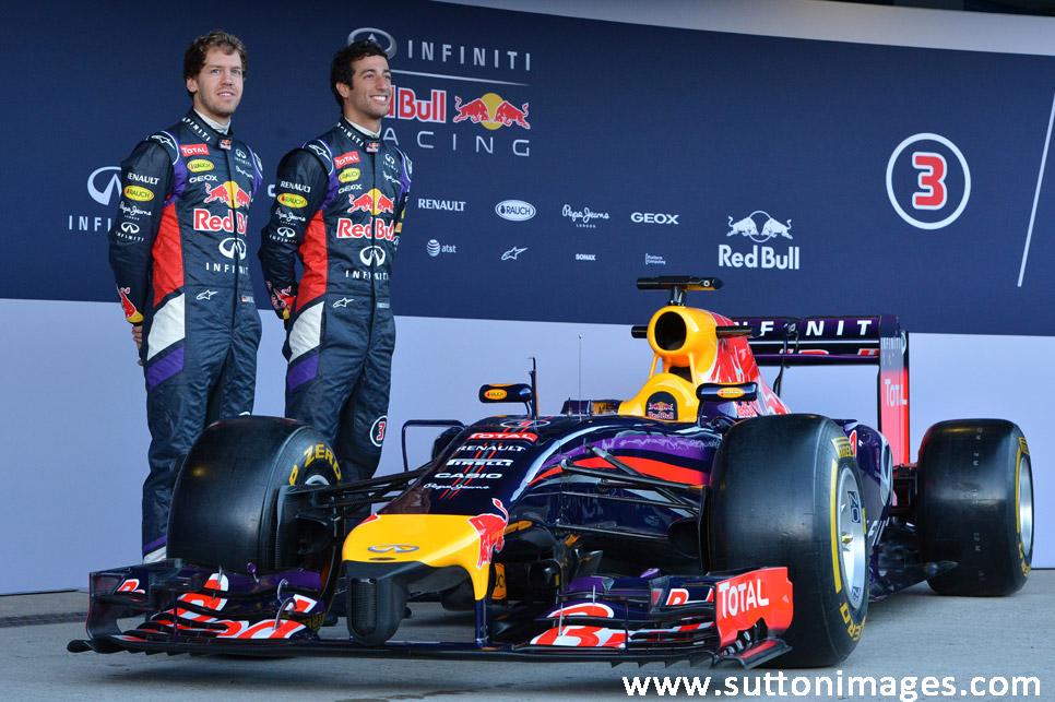 F1: los monoplazas de 2014 se presentan (2)