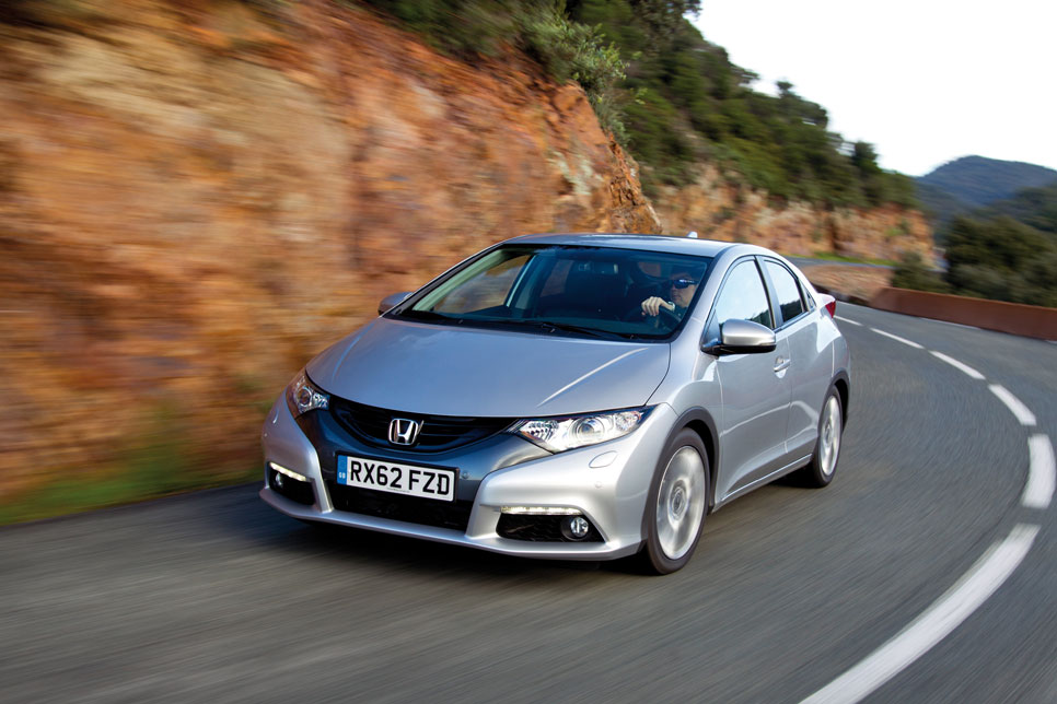 Los coches que menos consumen. Compactos