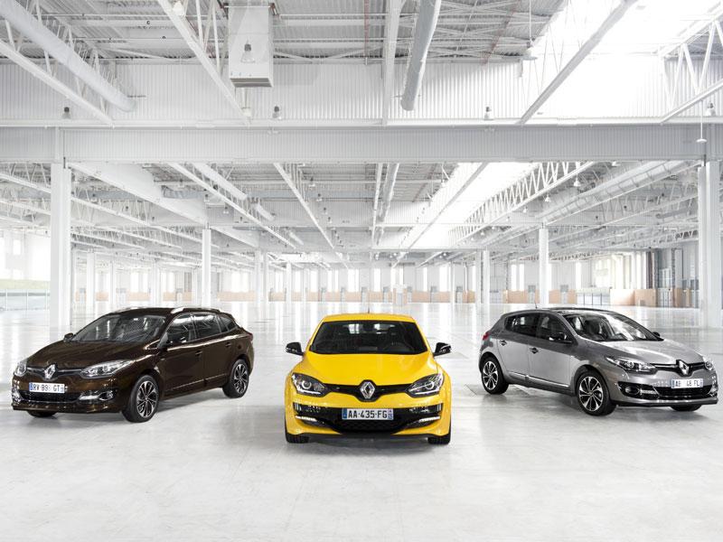 Renault Mégane 2014, toma de contacto