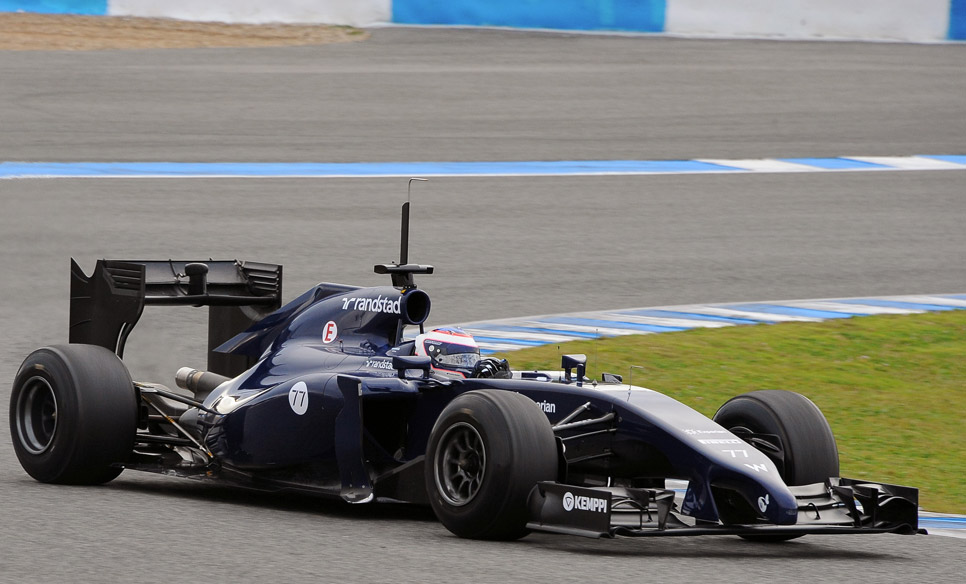 F1 2014: los morros más feos